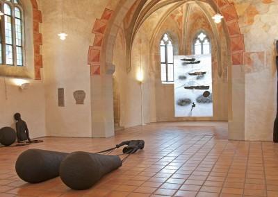 02 Transit-Überleben, 2014, Stadtmuseum im Spital, Crailsheim