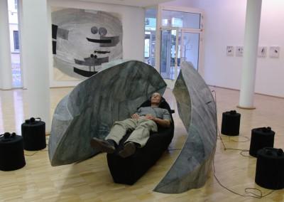 NachtAtem 2008, Galerie der Stadt Tuttlingen