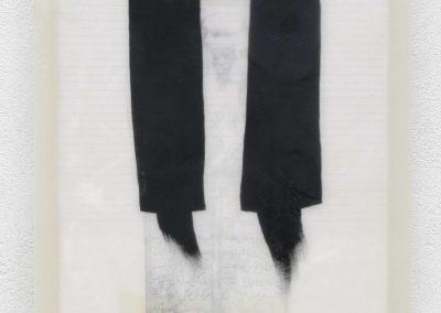 Afrikanerin 2008, 125x50cm