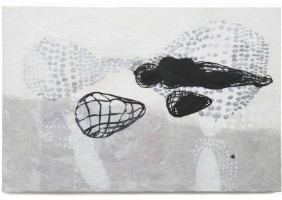 schwerelos, 2015, 40 x 60 cm