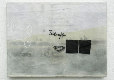 Zeitraffer 2006 30 x 40 cm
