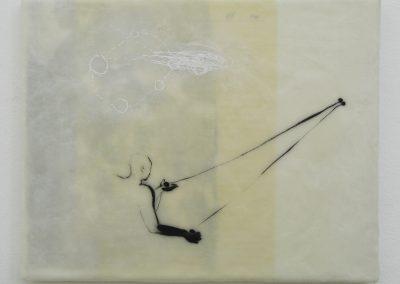 Serie Kind (spiel mit), 2007, 24x30cm